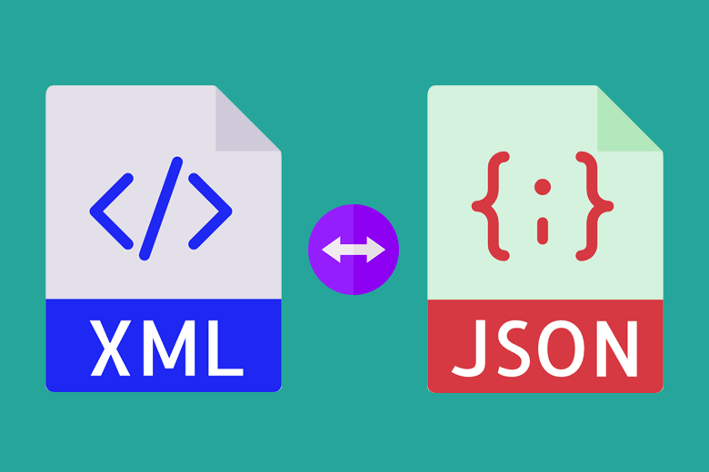 xml to json
